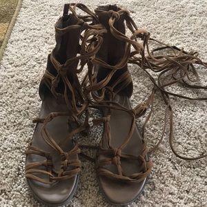 Breckelle's sandals